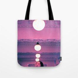 Pop Girl Light Tote Bag