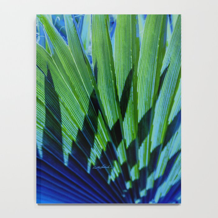 Palm Shadows Notebook