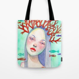 Coralie Tote Bag