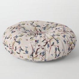 FLORALZ #1 Floor Pillow