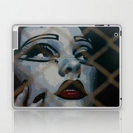 Who's That Girl?  Laptop & iPad Skin