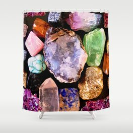 You Rock! Shower Curtain
