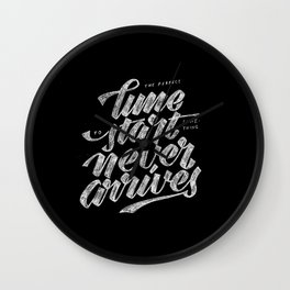 Do It Now ! Wall Clock