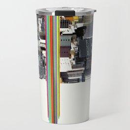 The Invisible Cities (dedicated to Italo Calvino) Travel Mug