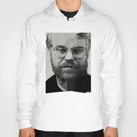 actor Hoodies featuring R.I.P Philip Seymour Hoffman by David