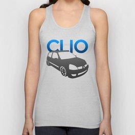 Renault Clio Unisex Tank Top