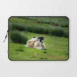 Wind sheared Sheep Laptop Sleeve
