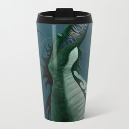 The Loch Ness Monster Metal Travel Mug