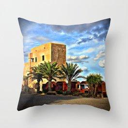 Spanish Market Throw Pillow