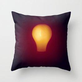 light em up Throw Pillow