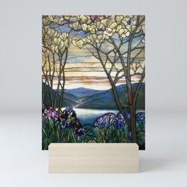 Louis Comfort Tiffany - Decorative stained glass 5. Mini Art Print