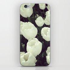 White iPhone & iPod Skin