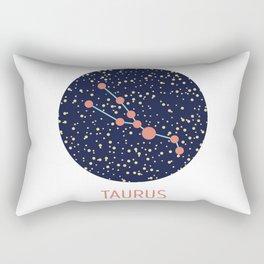 Taurus Rectangular Pillow