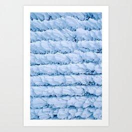 Rime Ice Art Print