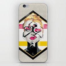 Shape - 2 iPhone Skin