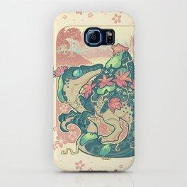 Aquatic buddies iPhone Case
