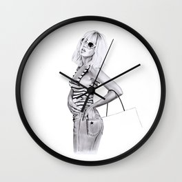 All you need is mode Wall Clock
