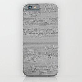 MAIS PAR POIGNEE iPhone Case