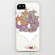 City in the Middle of Nowhere iPhone (5, 5s) Slim Case