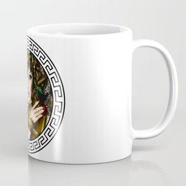 Medusa Warrior  Coffee Mug