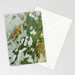Green Bark Stationery Cards