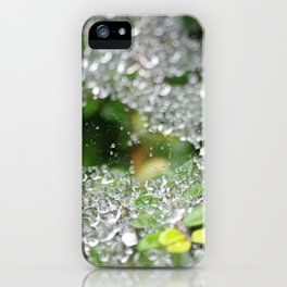 The spider series iPhone Case