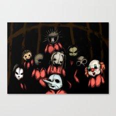 PlushKnot Self Titled Canvas Print