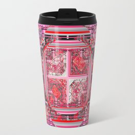 looking for something (red) Travel Mug