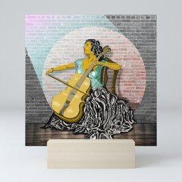 Mariah Mini Art Print