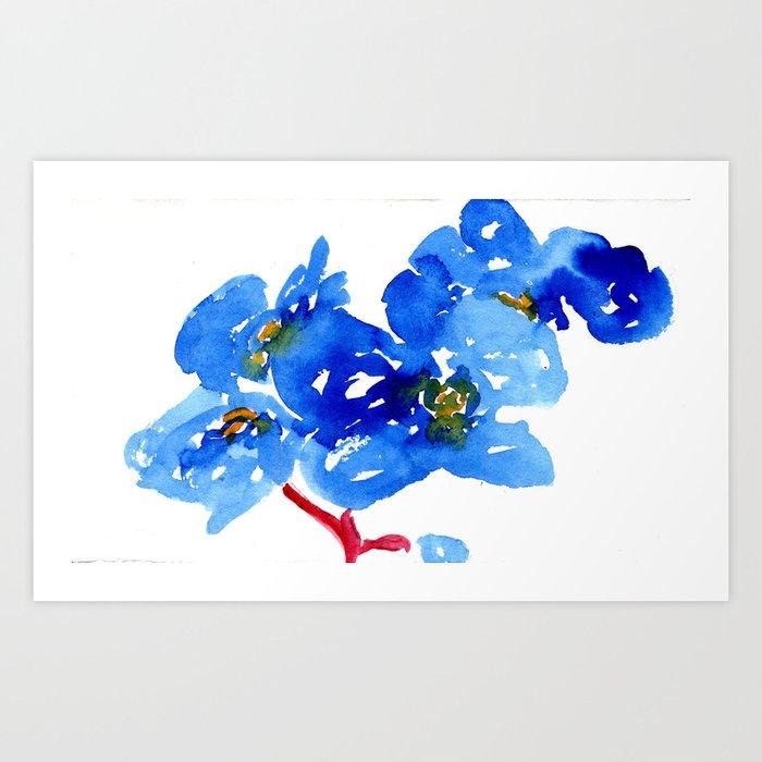 flower VIII Kunstdrucke