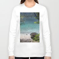 boat Long Sleeve T-shirts featuring Boat by L'Ale shop