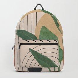 Nature Geometry V Backpack
