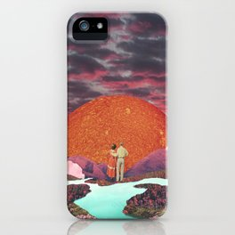 Love times infinity iPhone Case