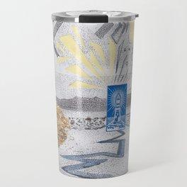 Shed light on the water crises Travel Mug