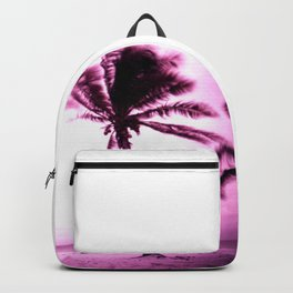Stormy Palm Backpack