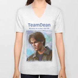 Team Dean Unisex V-Neck
