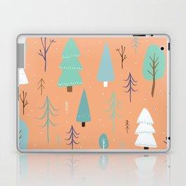 Winter Trees Laptop & iPad Skin