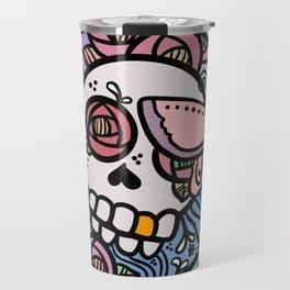 Skull Garden Travel Mug