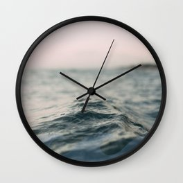 wavey Wall Clock
