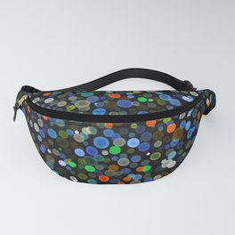Dotted-10 Fanny Pack