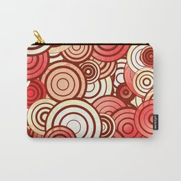 Layered random circles Carry-All Pouch