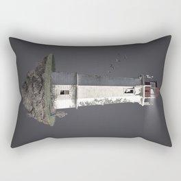 Lighthouse Isle  Rectangular Pillow