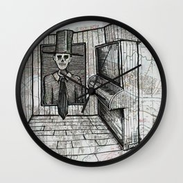 New Orleans, Louisiana Wall Clock