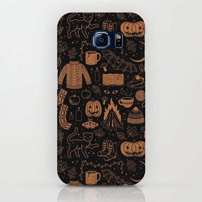 Autumn Nights: Halloween iPhone Case