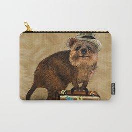 Traveller // quokka Carry-All Pouch