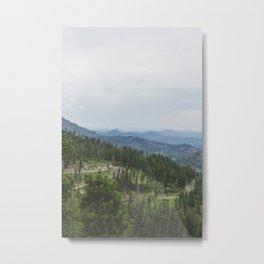 Black Hills Metal Print