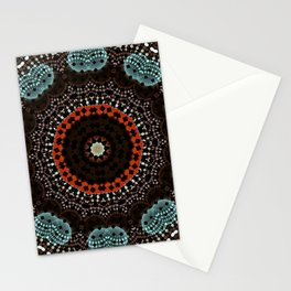 Some Other Mandala 767 Stationery Cards