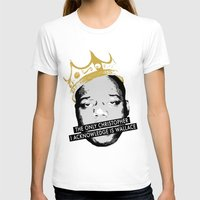 biggie T-shirts featuring Biggie by JulieAaland