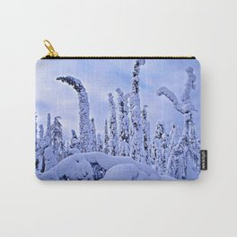 The winter wonderland II Carry-All Pouch