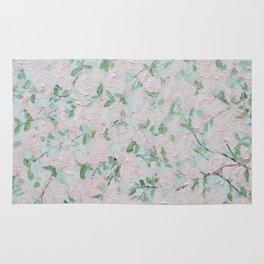 April Blooms Rug